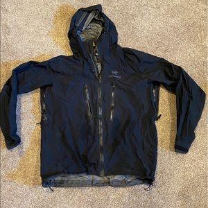 Arc'teryx Alpha LT Jacket Men XL Gor Tex